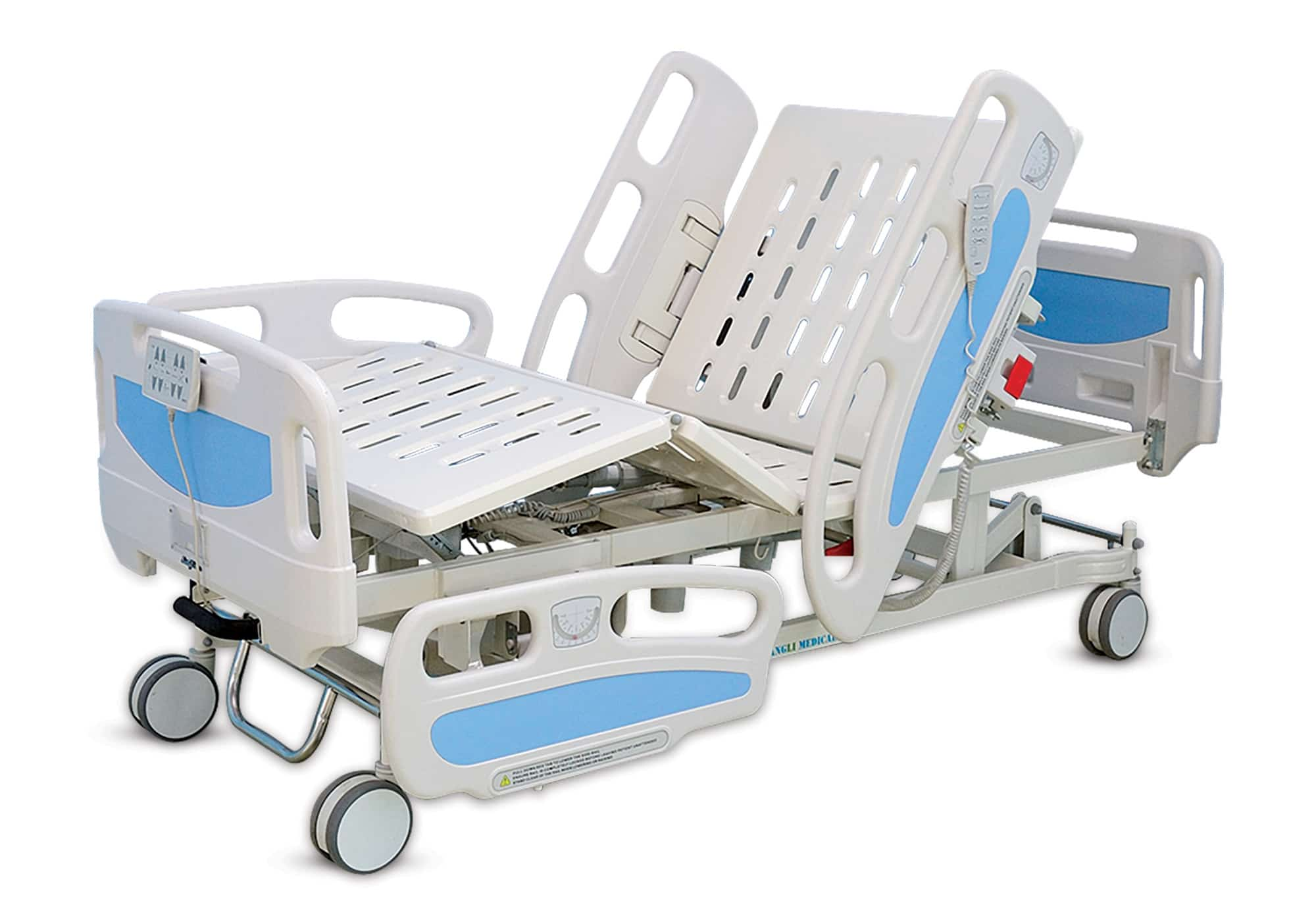 ICU 3 function motorized bed 1